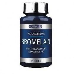 Bromelain, 90 tablete, Scitec Nutrition