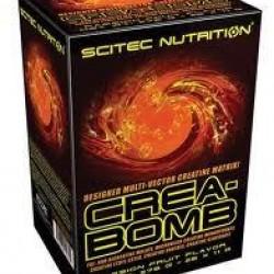 Crea-Bomb, 25 pliculete, Scitec