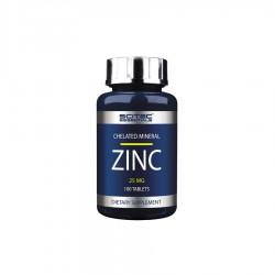Zinc 25  mg, 100 tablete