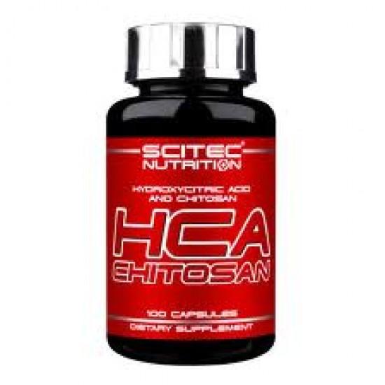 HCA Chitosan, 100 caps, Scitec
