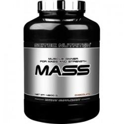 Mass, 4500 g, Scitec