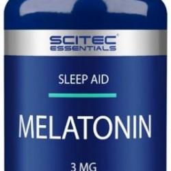 Melatonin 3 mg, 90 tablete, Scitec