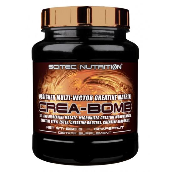 Crea-Bomb, 660 g, Scitec