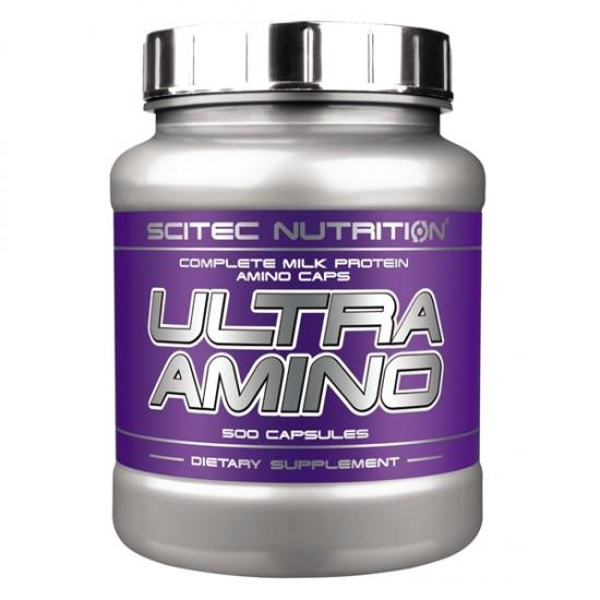 Ultra Amino, 500 capsule, Scitec