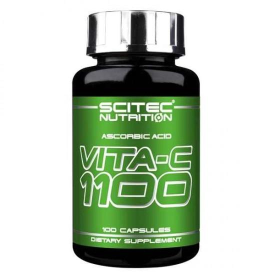 Vita-C 1100, 100 capsule, Scitec
