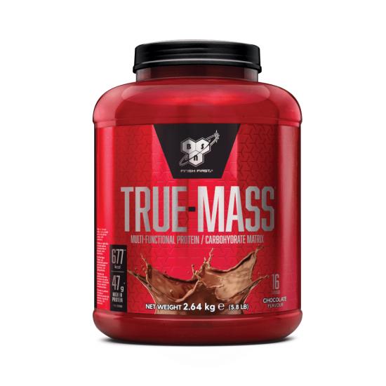 True Mass, 2640 g, BSN