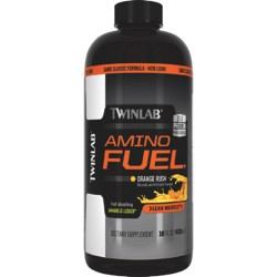 Amino Fuel Liquid, 474 ml, TwinLab