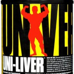 Universal Uni-Liver, 250 tablete, Universal Nutrition