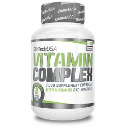 Vitamin Complex, 60 tablete, Biotech