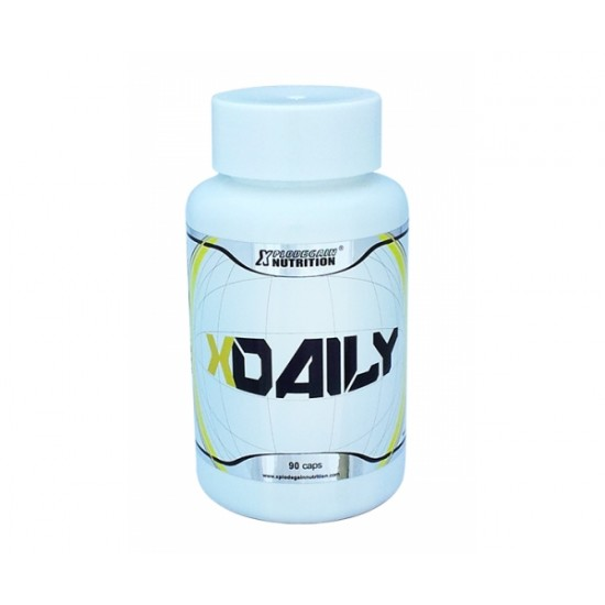 X DAILY, 90 capsule, Xplode Gain Nutrition