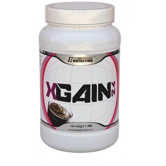 X Gain 24, 1000 g, Xplode Gain Nutrition