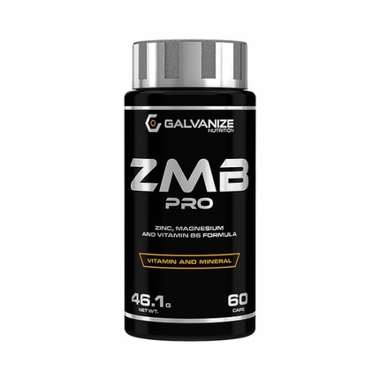 ZMB Pro, 45 capsule, Galvanize Nutrition