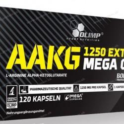 AAKG  1250 Extreme, 120 capsule