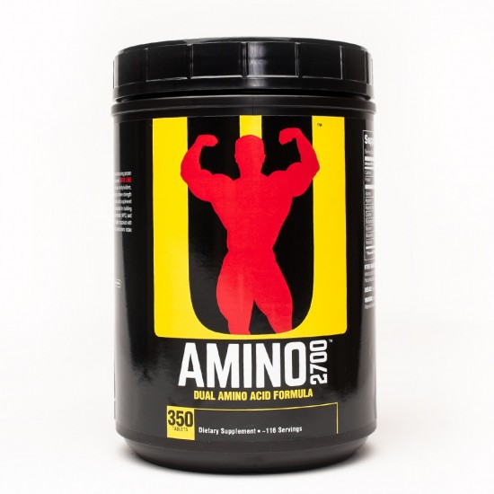 Amino 2700, 350 tablete, Universal Nutrition
