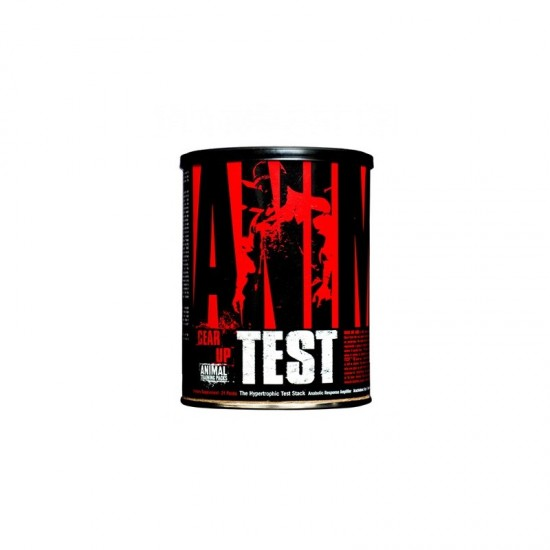Animal Test, 21 pachete, Universal Nutrition