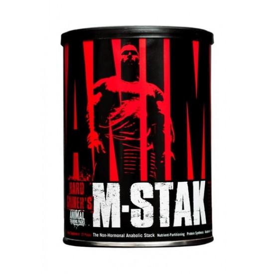 Animal M Stak, 21 pliculete, Universal Nutrition