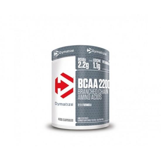 BCAA 2200, 400 cps, Dymatize