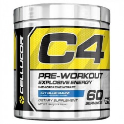 C4 Pre-Workout, 390G.