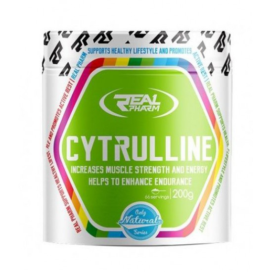 Cytrulline, 200 g, Real Pharm