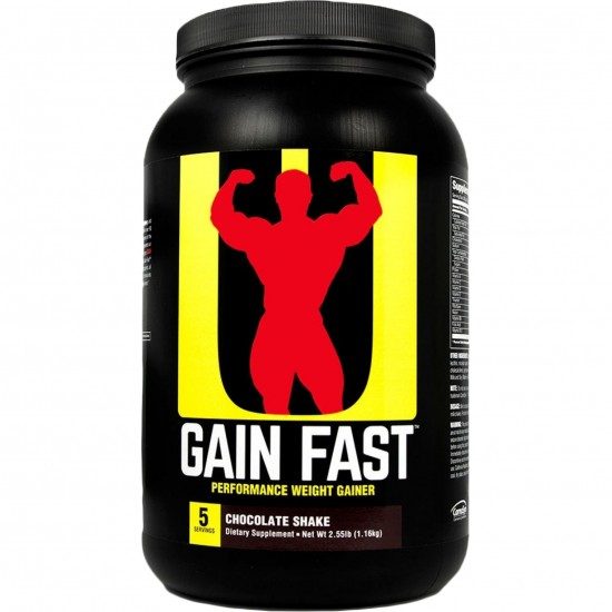 Universal Gain Fast, 1,16 kg, Universal Nutrition