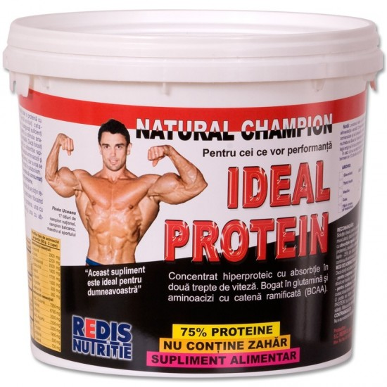 Ideal Protein, 2000 g - galeata, Redis Nutritie