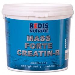 Mass Forte Creatin-R, 2500 g - galeata, Redis Distributie