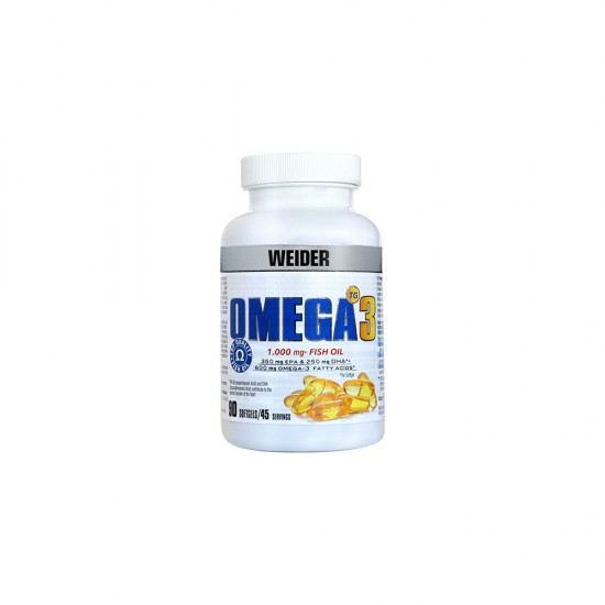 OMEGA 3 VICTORY, 90 caps, Weider
