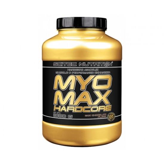 MyoMax Hardcore, 3080 g, Scitec
