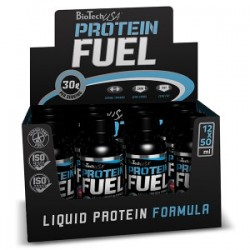 Protein Fuel, 12 fiole, Biotech