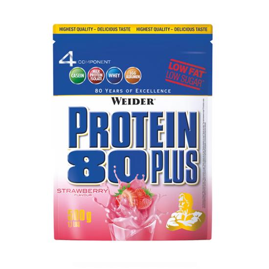 Protein 80 Plus, 500 g, Weider