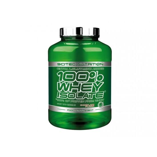 100% Whey Isolate, 2000 g, Scitec