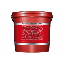 100%  Whey Protein Professional, 5000 g