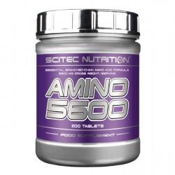 Amino 5600, 200 tablete, Scitec