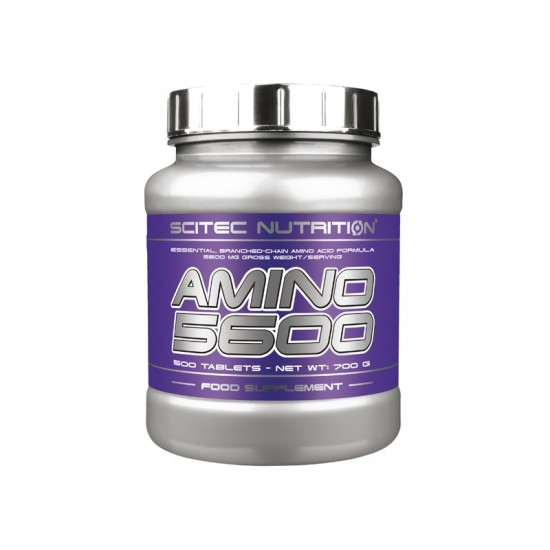 Amino 5600, 500 tablete, Scitec Nutrition