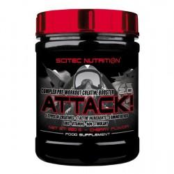 Attack, 720 g