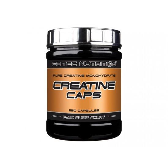 Creatine Caps, 250 capsule, Scitec Nutrition