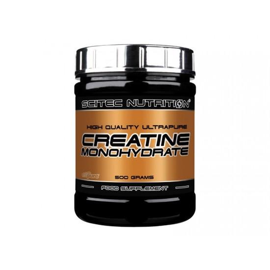 Ultrapure Creatine Monohydrate, 500 g, Scitec