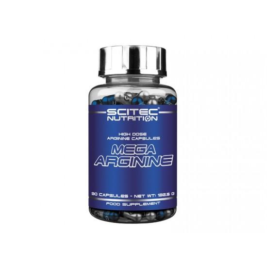 Mega Arginine, 90 capsule, Scitec