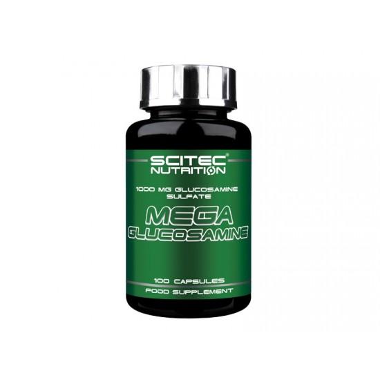 Mega Glucosamine, 100 caps, Scitec