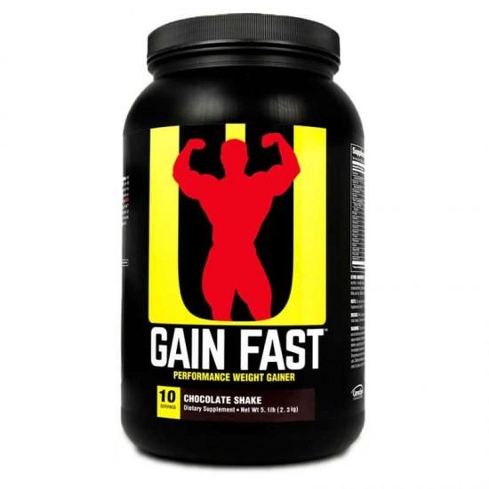 Universal Gain Fast, 2,3 kg, Universal Nutrition
