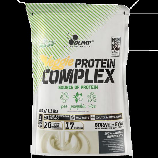 Veggie protein complex, 500 gr., Olimp