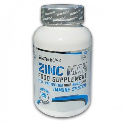 Zinc MAX, 100 tablete, Biotech